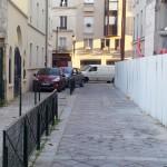 rue du four bloquée 111213