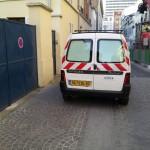voiture Puteaux interdit stationnement 111213